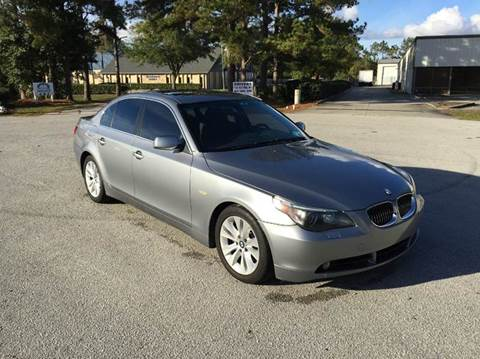 2004 BMW 5 Series for sale at Global Auto Exchange in Longwood FL