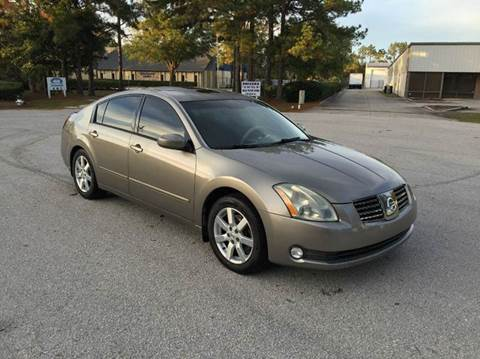 2005 Nissan Maxima for sale at Global Auto Exchange in Longwood FL