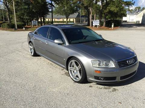 2005 Audi A8 for sale at Global Auto Exchange in Longwood FL