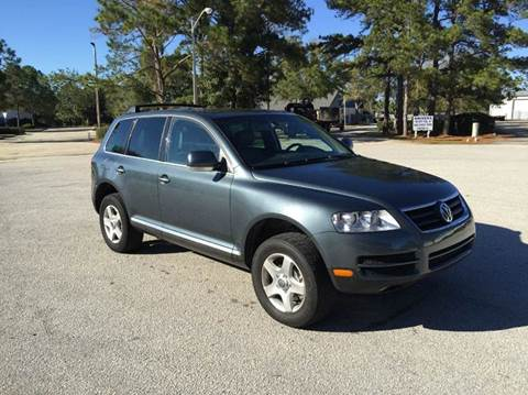2004 Volkswagen Touareg for sale at Global Auto Exchange in Longwood FL