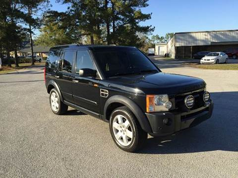 2006 Land Rover LR3 for sale at Global Auto Exchange in Longwood FL