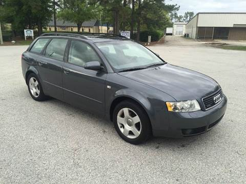 2002 Audi A4 for sale at Global Auto Exchange in Longwood FL