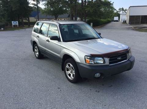 2005 Subaru Forester for sale at Global Auto Exchange in Longwood FL