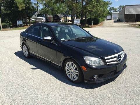 2009 Mercedes-Benz C-Class for sale at Global Auto Exchange in Longwood FL