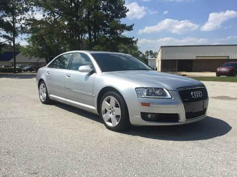 2006 Audi A8 L for sale at Global Auto Exchange in Longwood FL