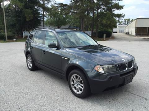 2004 BMW X3 for sale at Global Auto Exchange in Longwood FL