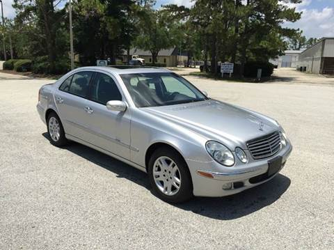 2005 Mercedes-Benz E-Class for sale at Global Auto Exchange in Longwood FL