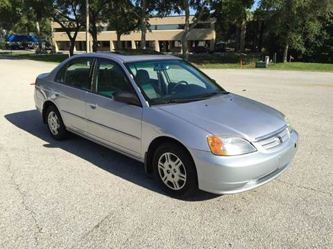 2002 Honda Civic for sale at Global Auto Exchange in Longwood FL