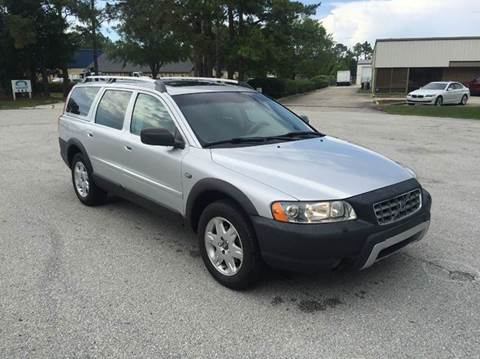 2005 Volvo XC70 for sale at Global Auto Exchange in Longwood FL
