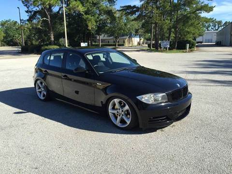 2007 BMW 1 Series for sale at Global Auto Exchange in Longwood FL