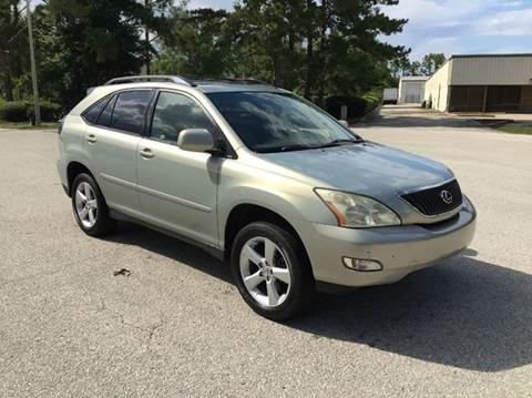 2004 Lexus RX 330 for sale at Global Auto Exchange in Longwood FL