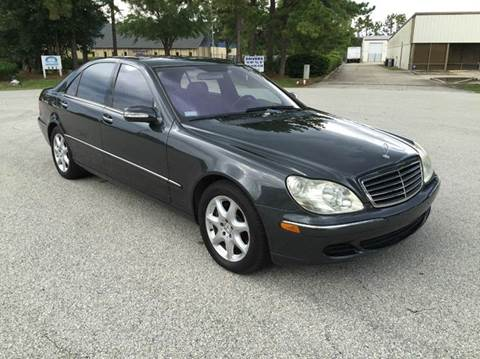 2004 Mercedes-Benz S-Class for sale at Global Auto Exchange in Longwood FL