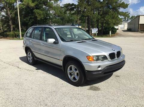 2003 BMW X5 for sale at Global Auto Exchange in Longwood FL