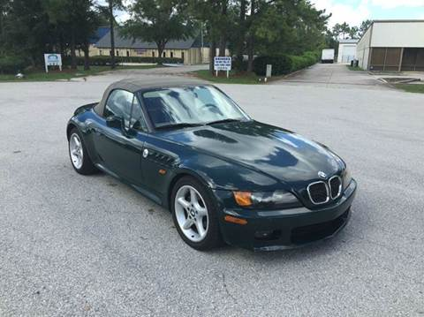 1997 BMW Z3 for sale at Global Auto Exchange in Longwood FL