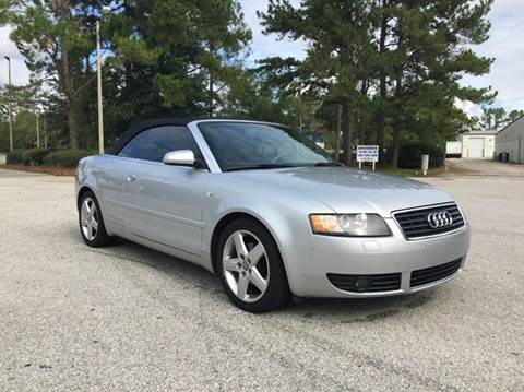 2005 Audi A4 for sale at Global Auto Exchange in Longwood FL