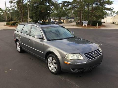 2005 Volkswagen Passat for sale at Global Auto Exchange in Longwood FL