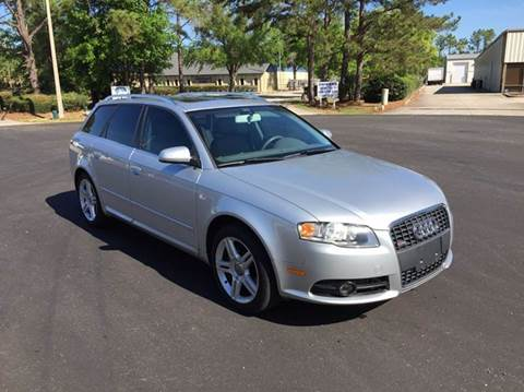 2008 Audi A4 for sale at Global Auto Exchange in Longwood FL