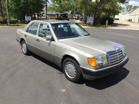 1990 Mercedes-Benz 300-Class for sale at Global Auto Exchange in Longwood FL