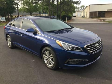 2015 Hyundai Sonata for sale at Global Auto Exchange in Longwood FL