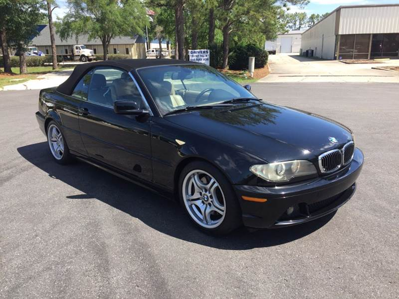 2004 Bmw 3 Series 330Ci 2dr Convertible In Longwood FL - Global Auto ...