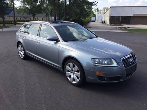 2007 Audi A6 for sale at Global Auto Exchange in Longwood FL