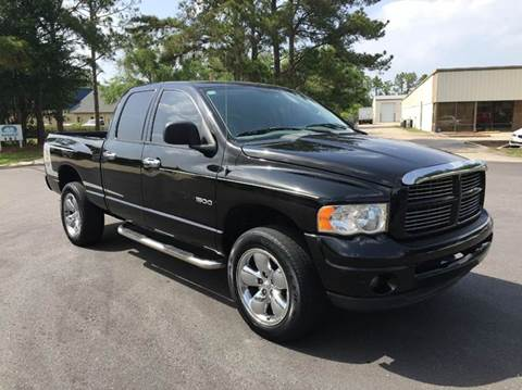 2003 Dodge Ram Pickup 1500 for sale at Global Auto Exchange in Longwood FL
