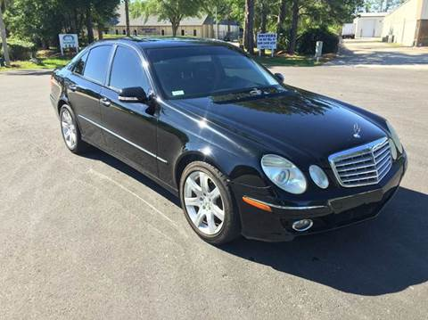 2008 Mercedes-Benz E-Class for sale at Global Auto Exchange in Longwood FL