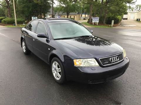2000 Audi A6 for sale at Global Auto Exchange in Longwood FL