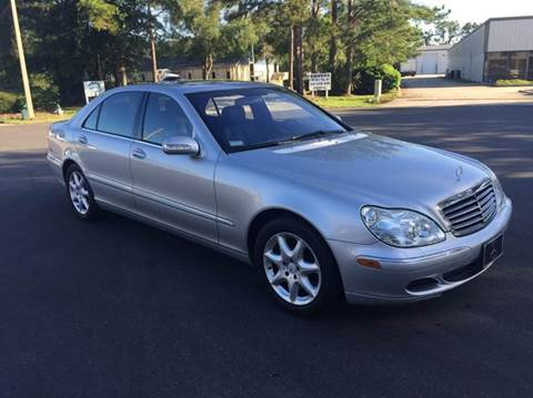 2003 Mercedes-Benz S-Class for sale at Global Auto Exchange in Longwood FL