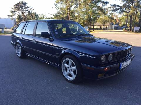 1990 BMW 3 Series for sale at Global Auto Exchange in Longwood FL