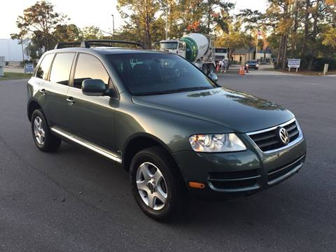2005 Volkswagen Touareg for sale at Global Auto Exchange in Longwood FL