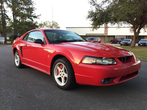 1999 Ford Mustang SVT Cobra for sale at Global Auto Exchange in Longwood FL