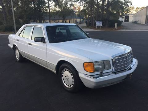 1991 Mercedes-Benz 300-Class for sale at Global Auto Exchange in Longwood FL