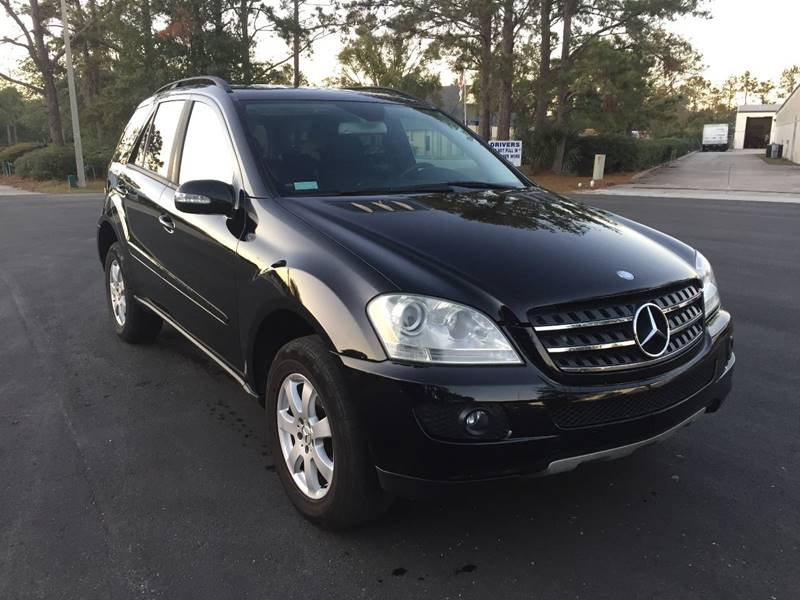 2006 Mercedes Benz M Class Awd Ml 350 4matic 4dr Suv In Longwood Fl