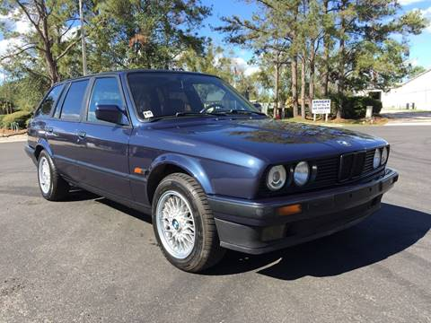 1992 BMW 3 Series for sale at Global Auto Exchange in Longwood FL