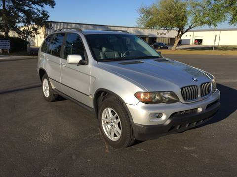 2004 BMW X5 for sale at Global Auto Exchange in Longwood FL