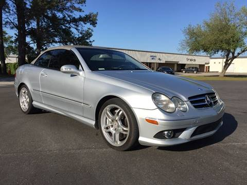 2008 Mercedes-Benz CLK for sale at Global Auto Exchange in Longwood FL