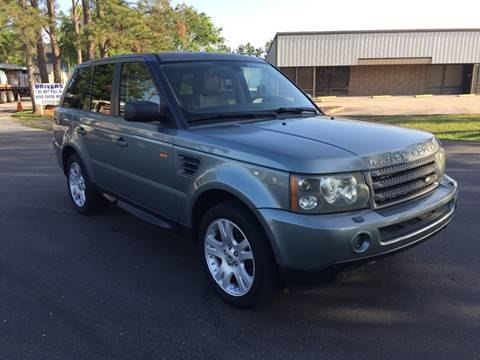 2006 Land Rover Range Rover Sport for sale at Global Auto Exchange in Longwood FL