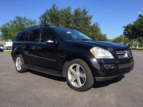 2007 Mercedes-Benz GL-Class for sale at Global Auto Exchange in Longwood FL