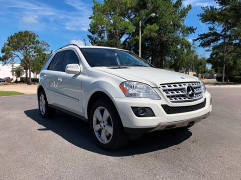2009 Mercedes-Benz M-Class for sale at Global Auto Exchange in Longwood FL