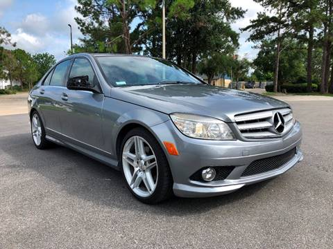 2008 Mercedes-Benz C-Class for sale at Global Auto Exchange in Longwood FL