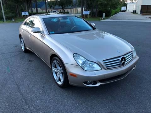 2006 Mercedes-Benz CLS for sale at Global Auto Exchange in Longwood FL