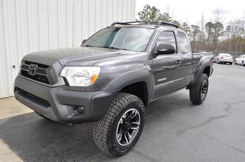 2012 Toyota Tacoma for sale in Fuquay Varina, NC