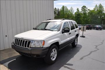 2001 Jeep Grand Cherokee for sale in Fuquay Varina, NC