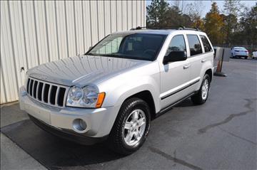 2007 Jeep Grand Cherokee for sale in Fuquay Varina, NC