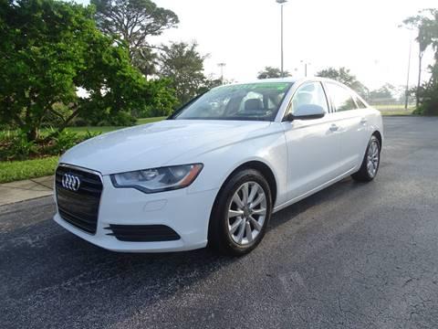 Audi A6 For Sale In New Smyrna Beach Fl Park Avenue Motors