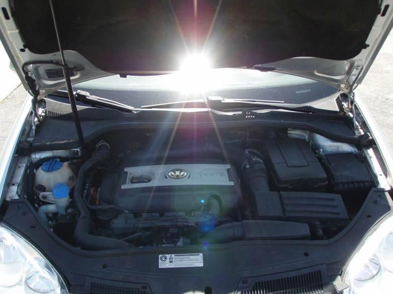 2010 Volkswagen Jetta Wolfsburg Edition PZEV 4dr Sedan 6A - New Smyrna Beach FL