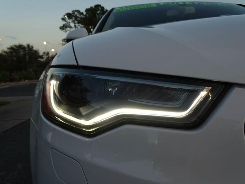 2014 Audi A6 AWD 2.0T quattro Premium 4dr Sedan - New Smyrna Beach FL