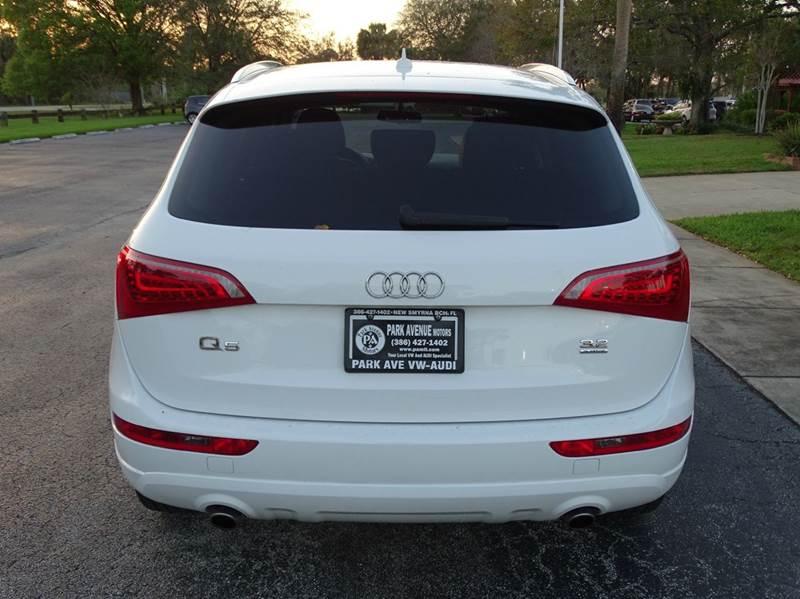 2010 Audi Q5 AWD 3.2 quattro Premium 4dr SUV - New Smyrna Beach FL