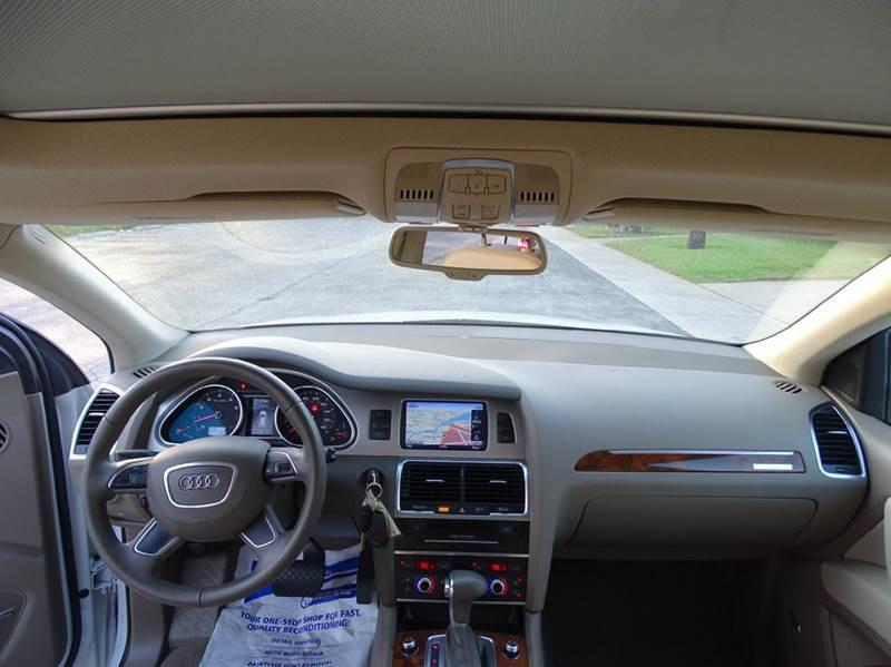 2013 Audi Q7 AWD 3.0T quattro Premium Plus 4dr SUV - New Smyrna Beach FL